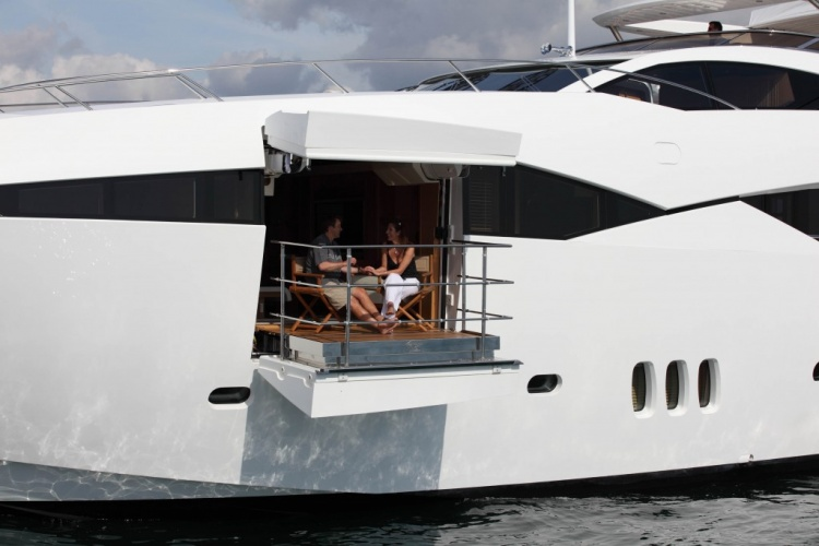 Sunseeker Yacht Rentals In Miami Florema Florida Real